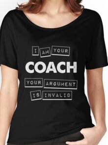 Argument Invalid Coach copy Women's Relaxed Fit T-Shirt