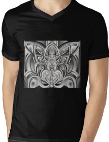 Heavens Architextures  Mens V-Neck T-Shirt