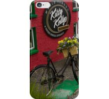 Kitty Kelly's restaurant, Donegal - tall iPhone Case/Skin