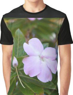Most Delicate Lavender Graphic T-Shirt