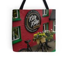 Kitty Kelly's restaurant, Donegal - tall Tote Bag