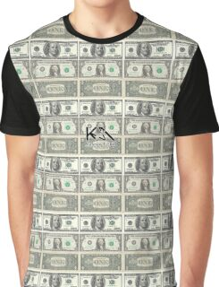 Dollar  Graphic T-Shirt