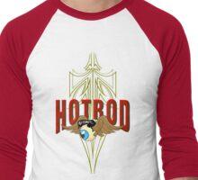 Flying Eyeball Hot Rod Men's Baseball ¾ T-Shirt