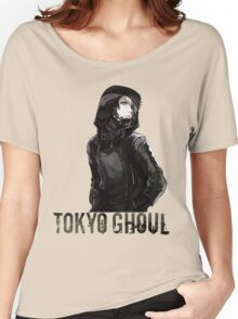 Anime: TOKYO GHOUL Women's Relaxed Fit T-Shirt