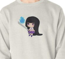 Chibi Samurai Schoolgirl Pullover