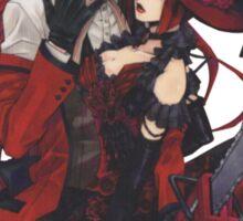 Anime: Kuroshitsuji Sticker