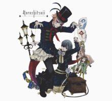 Anime: Kuroshitsuji - Book of Circus Kids Clothes