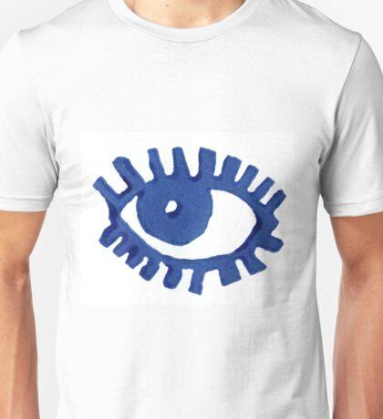 The Blue Eye Unisex T-Shirt