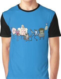 Jamming Graphic T-Shirt