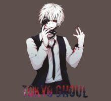 Anime: TOKYO GHOUL - Kaneki One Piece - Short Sleeve