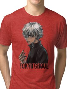 Anime: TOKYO GHOUL - Kaneki Tri-blend T-Shirt