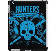 Another Dead Tourist iPad Case/Skin