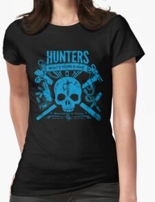 Another Dead Tourist Womens Fitted T-Shirt