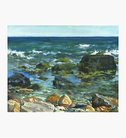 Block Island Photographic Print