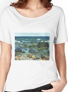 Block Island Women's Relaxed Fit T-Shirt