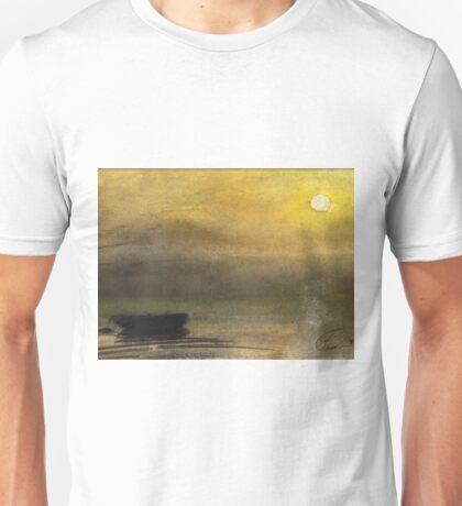 IMPRESIONISTIC SUNSET(C1985) Unisex T-Shirt