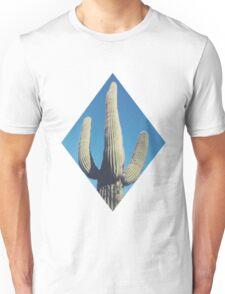 Cactus Minimalist  Unisex T-Shirt