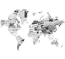 World News Photographic Print