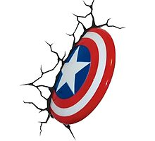 captain america shield by vimivu