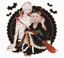 Anime: DIABOLIK LOVERS - Halloween One Piece - Short Sleeve