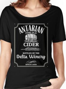 Delta Winery - Antarian Cider Women's Relaxed Fit T-Shirt