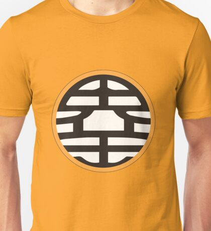 King Kai Symbol (Dragon Ball) Unisex T-Shirt