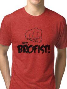 PewDiePie: Hey, Brofist Tri-blend T-Shirt