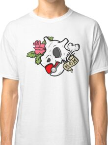 "Cubone ""Mom"" Tattoo  Classic T-Shirt"