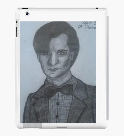 Matt Smith,The 11th Doctor iPad Case/Skin