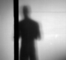 Shadow figure  by areyarey