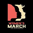 Women's March on Washington t shirt by sabtiyou