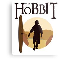 The Hobbit Metal Print