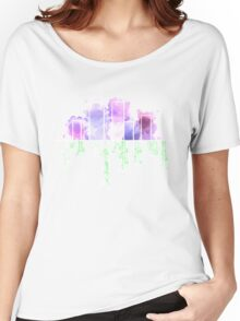 City Plants - White Women's Relaxed Fit T-Shirt