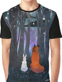 Luna aspicientes // Moon gazing  Graphic T-Shirt