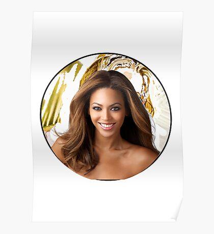 Beyoncé Music Poster