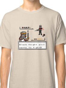 Black Knight Battle Classic T-Shirt