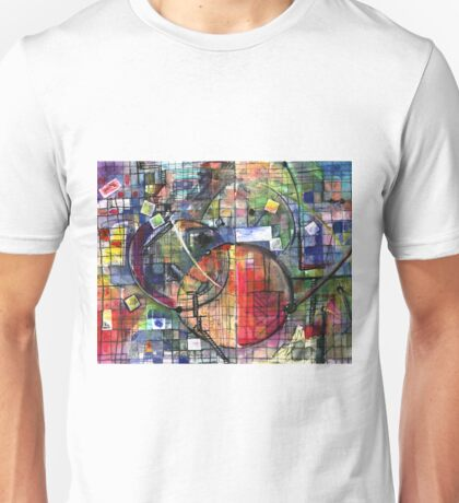 SPACE STATION(C2001) Unisex T-Shirt