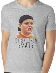Killing Me Smalls II Mens V-Neck T-Shirt