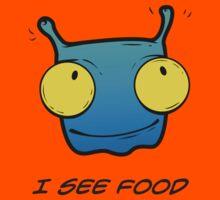 I SEE FOOD Kids Tee