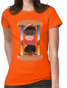 candy time Womens Fitted T-Shirt