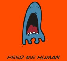FEED ME HUMAN Kids Clothes