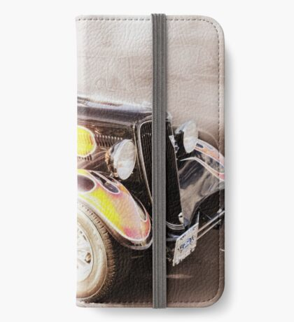 Ford 2 iPhone Wallet/Case/Skin