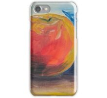 Apple a day iPhone Case/Skin