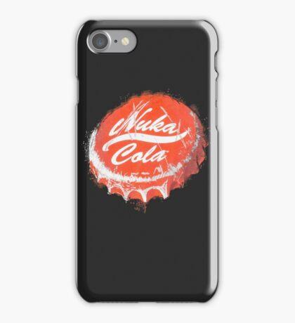 Fallout Nuka Cola Cap iPhone Case/Skin