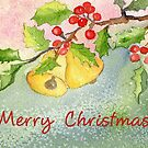 Christmas Bells by Diane Hall