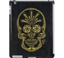 Muerte De Oro iPad Case/Skin