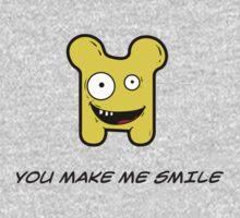 YOU MAKE ME SMILE Kids Tee