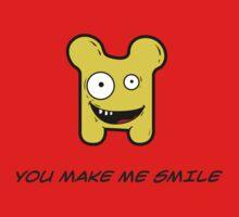 YOU MAKE ME SMILE Kids Clothes