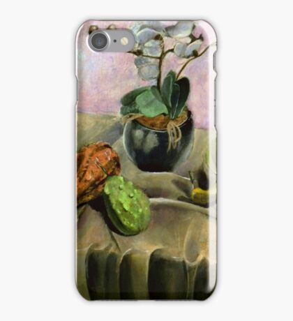 Still Life with Gourds iPhone Case/Skin