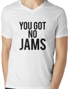 BTS NO JAMS Mens V-Neck T-Shirt